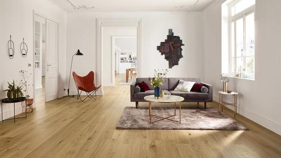 Pure Natural Engineered Wood Flooring
