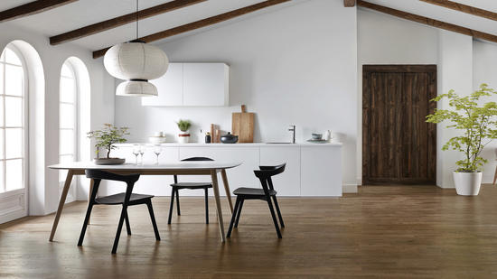 Shade Engineered Wood Flooring Home